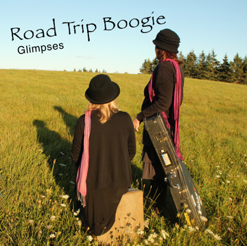 road trip boogie               glimpses CD